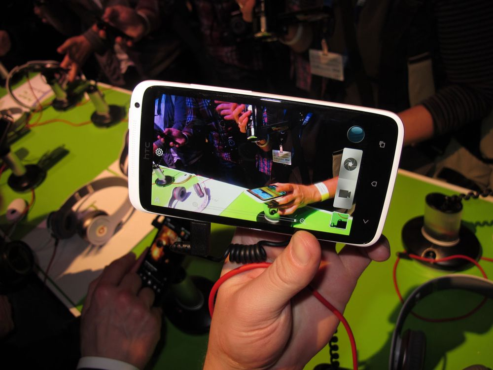 Lyntest: HTC One X