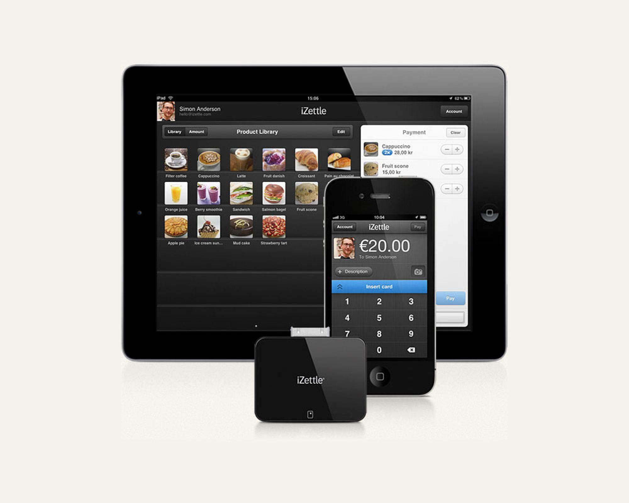 Nå kan du ta kort med din iPhone