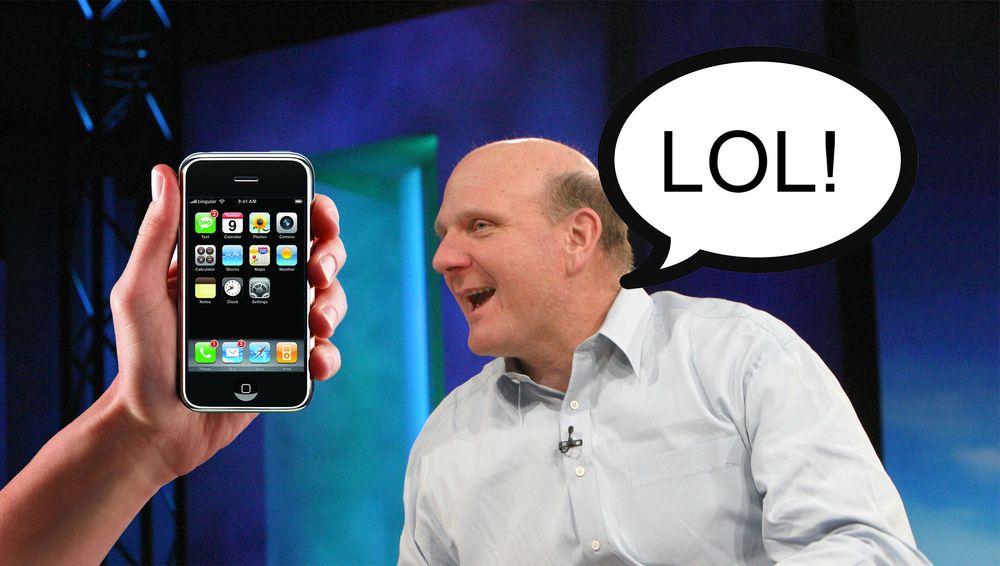 Sagt om iPhone