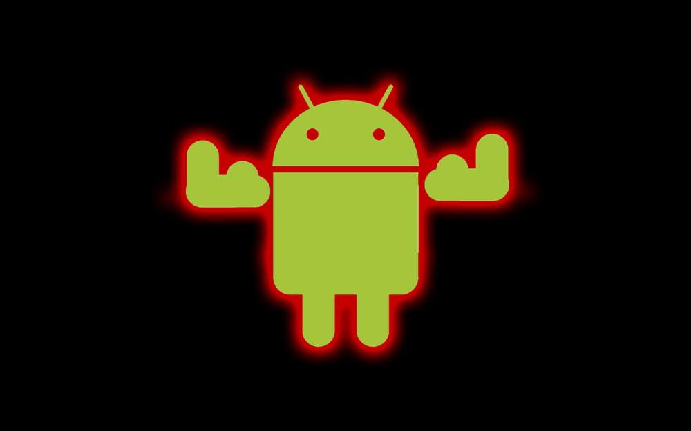 Android er fem ganger større enn iOS