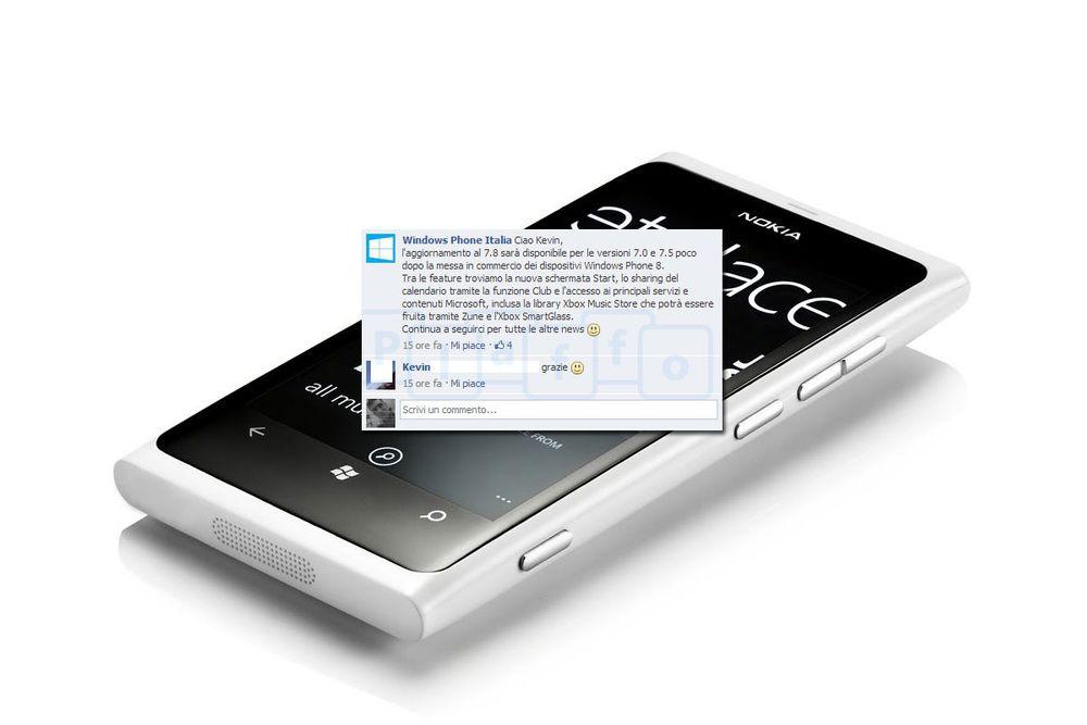 Windows Phone 7.8-detaljer ute