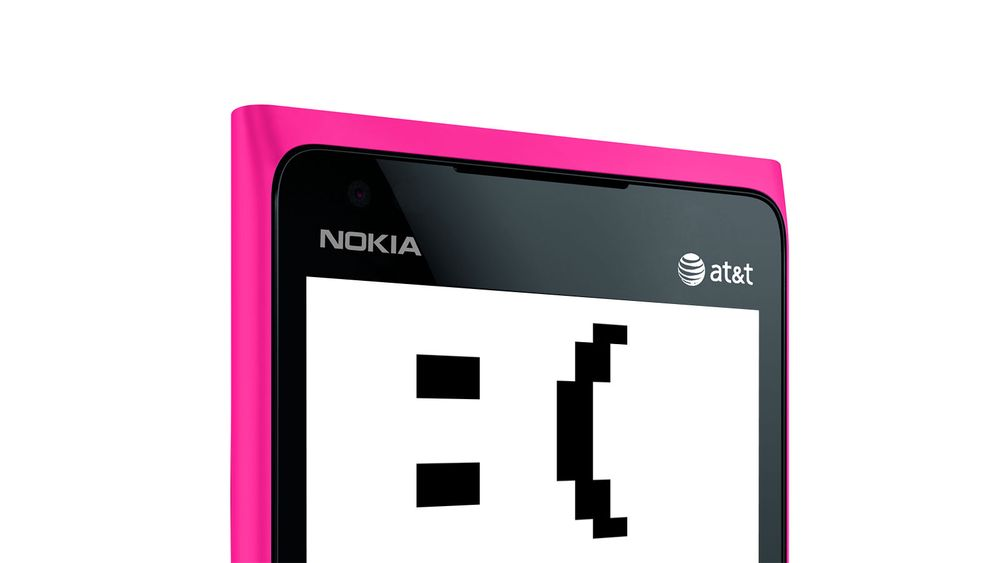 Nokia stuper videre