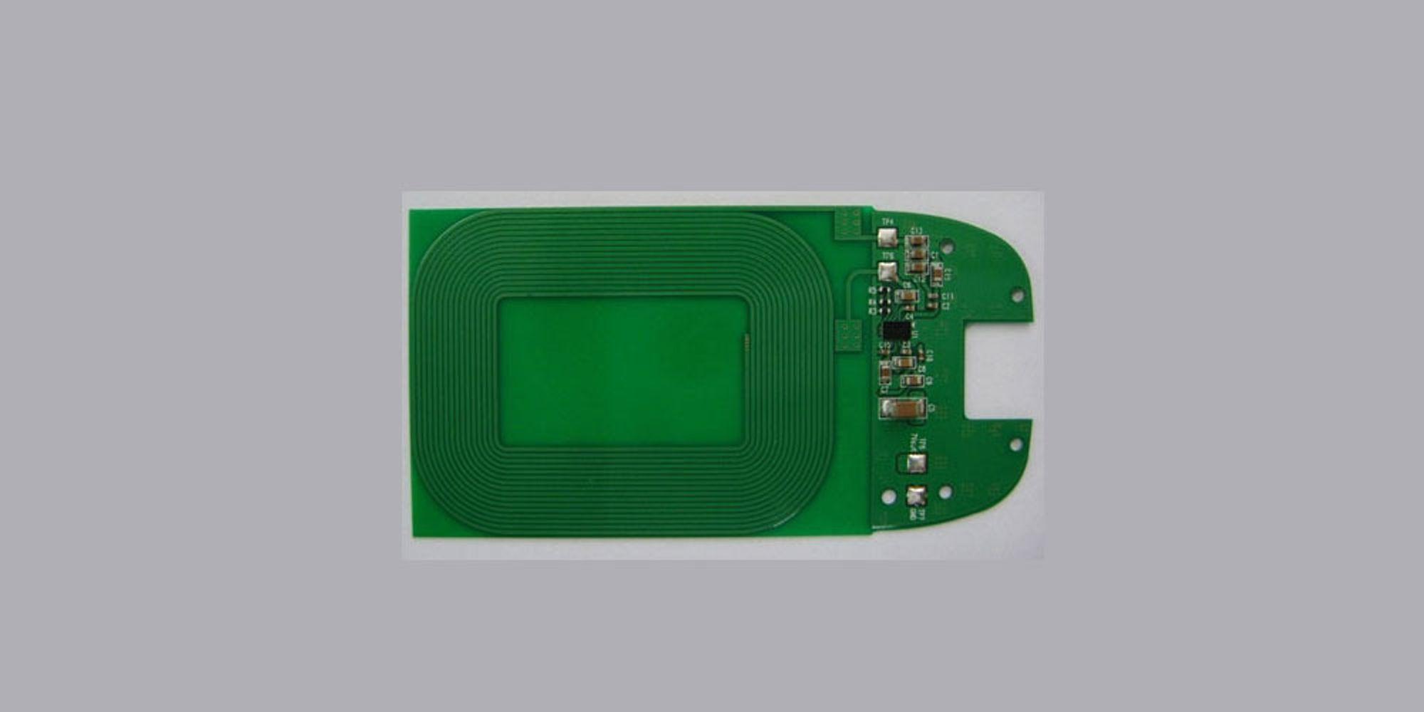 Samsung mekker trådløs lading