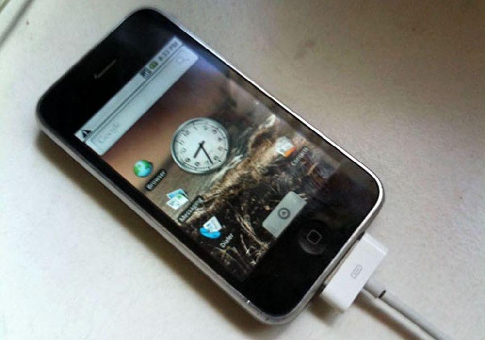 Nå kan DU få Android på din iPhone 3G