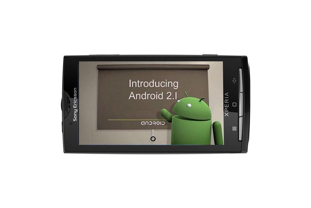 Xperia X10 får Android senere enn du aner