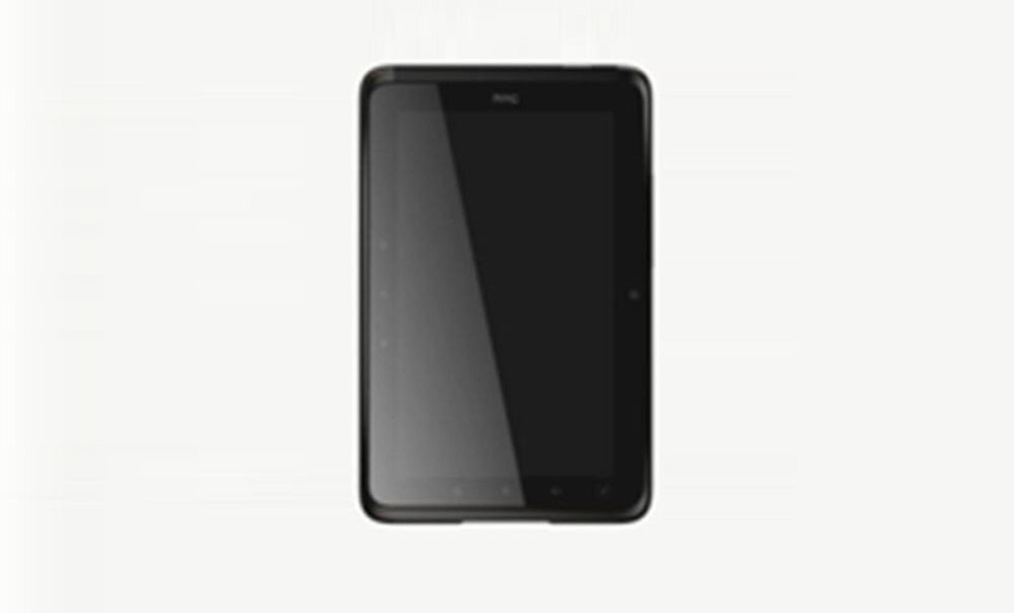 Kan dette være HTCs tablet?