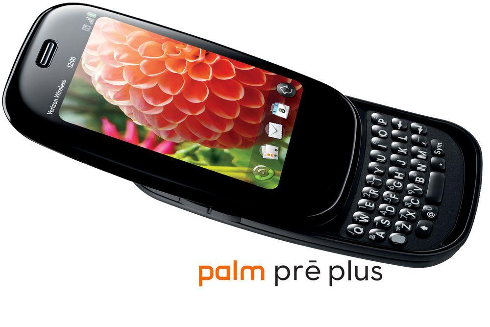 Palm Pre og Pixi Plus til Europa