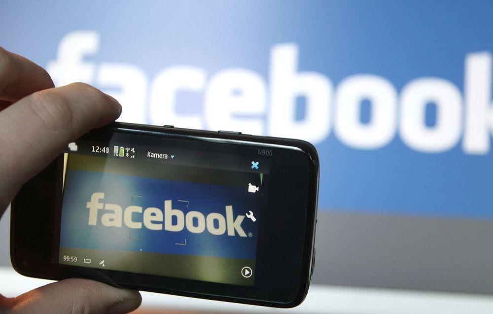 Vi syns du burde bli fan av oss på Facebook