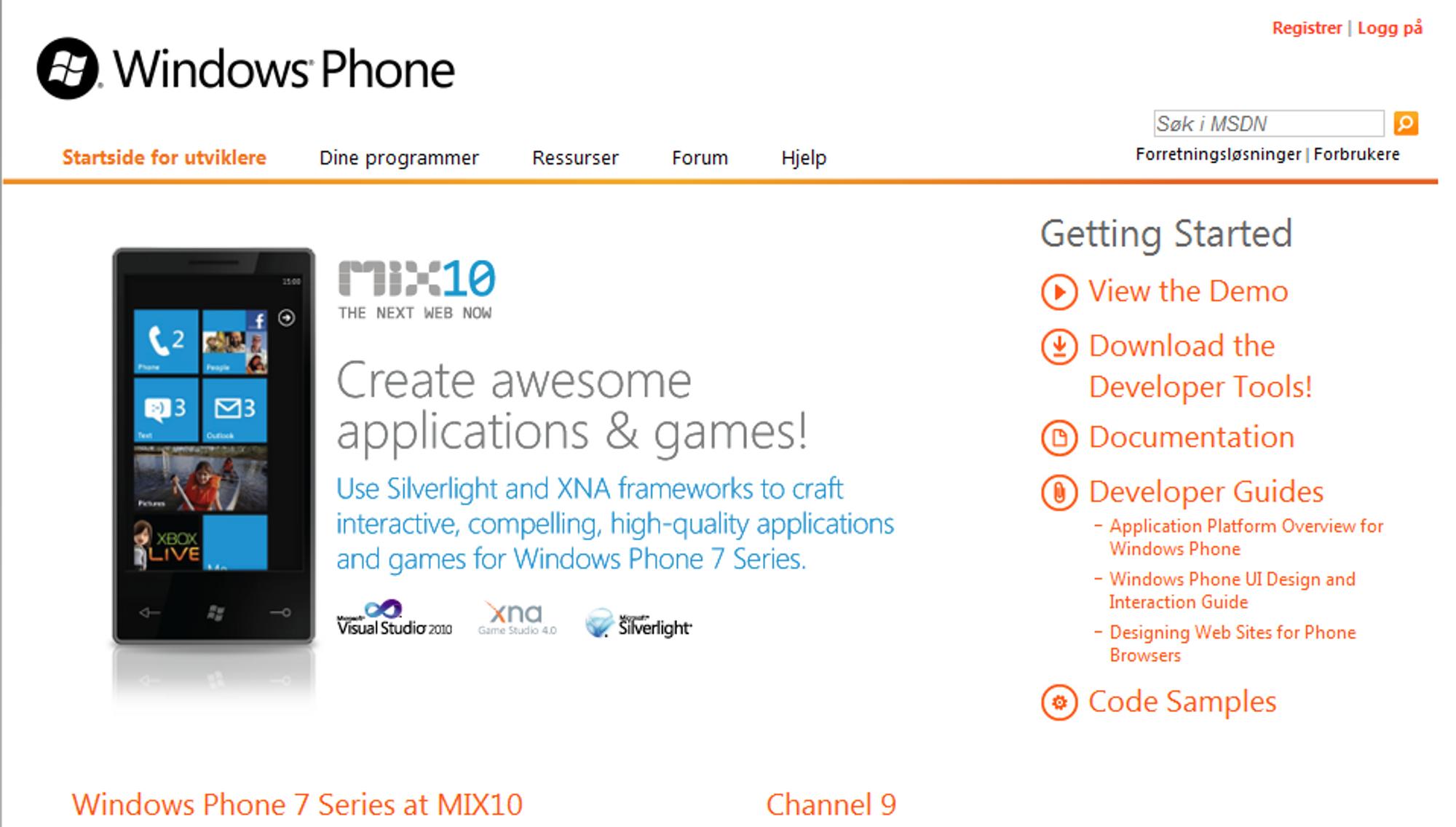 Microsoft har gitt Mobili en skikkelig utfordring