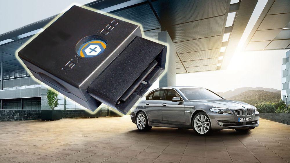 Mobilen din kan snakke med bilen din