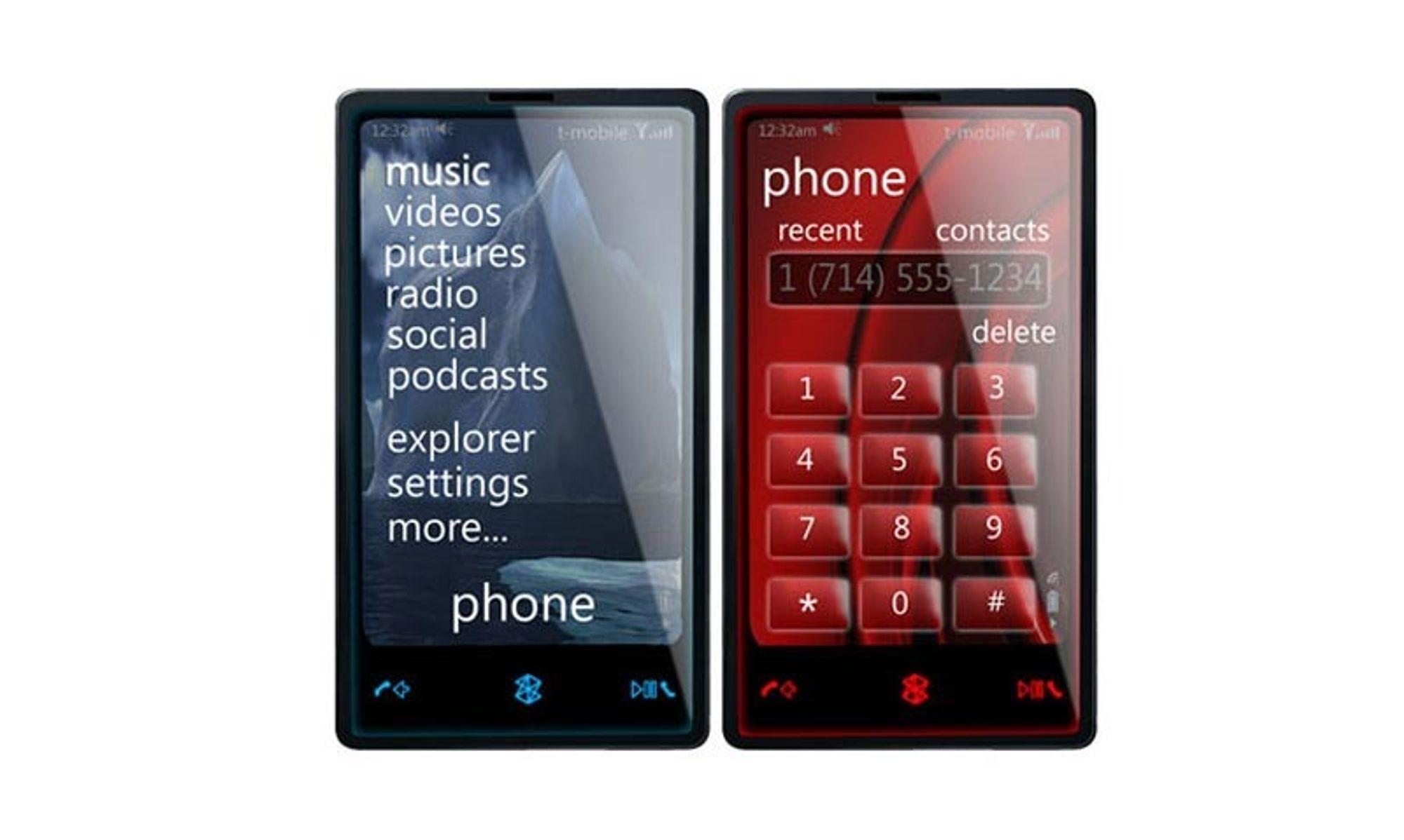 Kommer endelig Zune-telefonen?