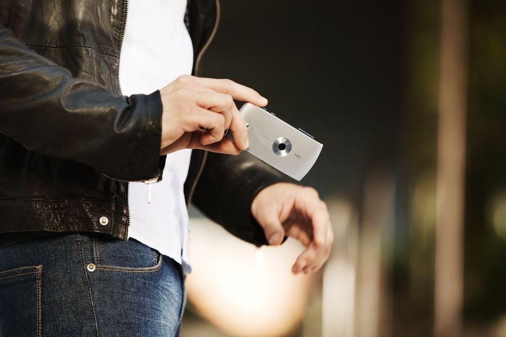 Vivaz skal bli Sony Ericssons nye kamerakonge
