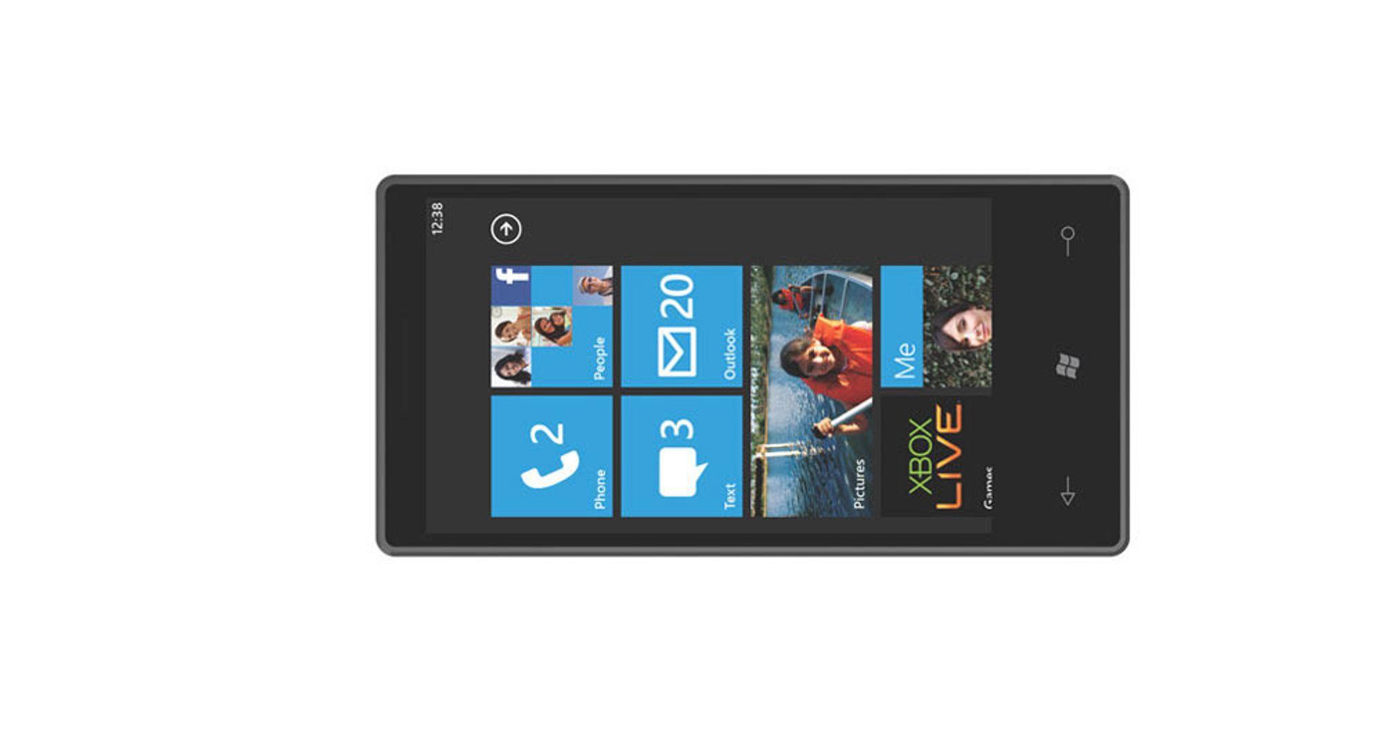 Under skallet på Windows Phone 7