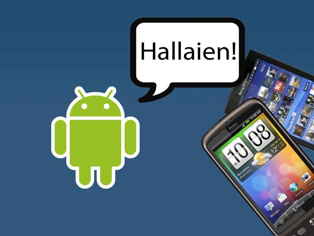 På jakt etter en Android-telefon?