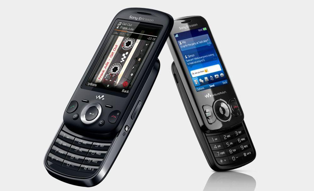 To nye Walkman fra Sony Ericsson