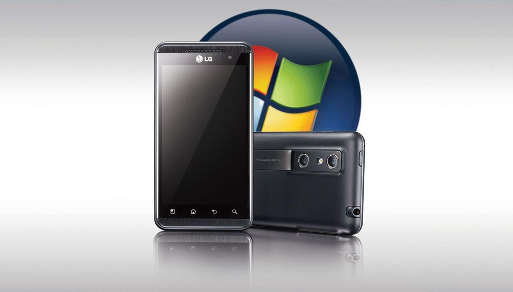 LG signerer Android-deal med Microsoft
