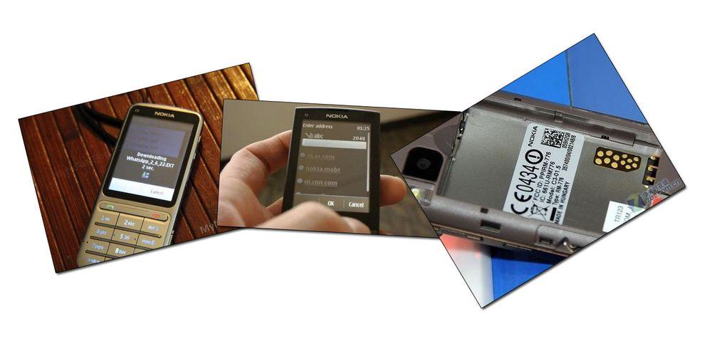 Nokia satser på spreke dumme telefoner