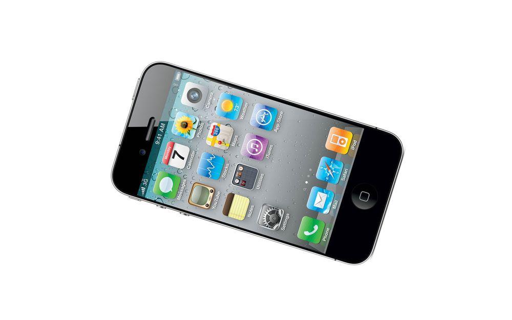 iphone 4 skjerm