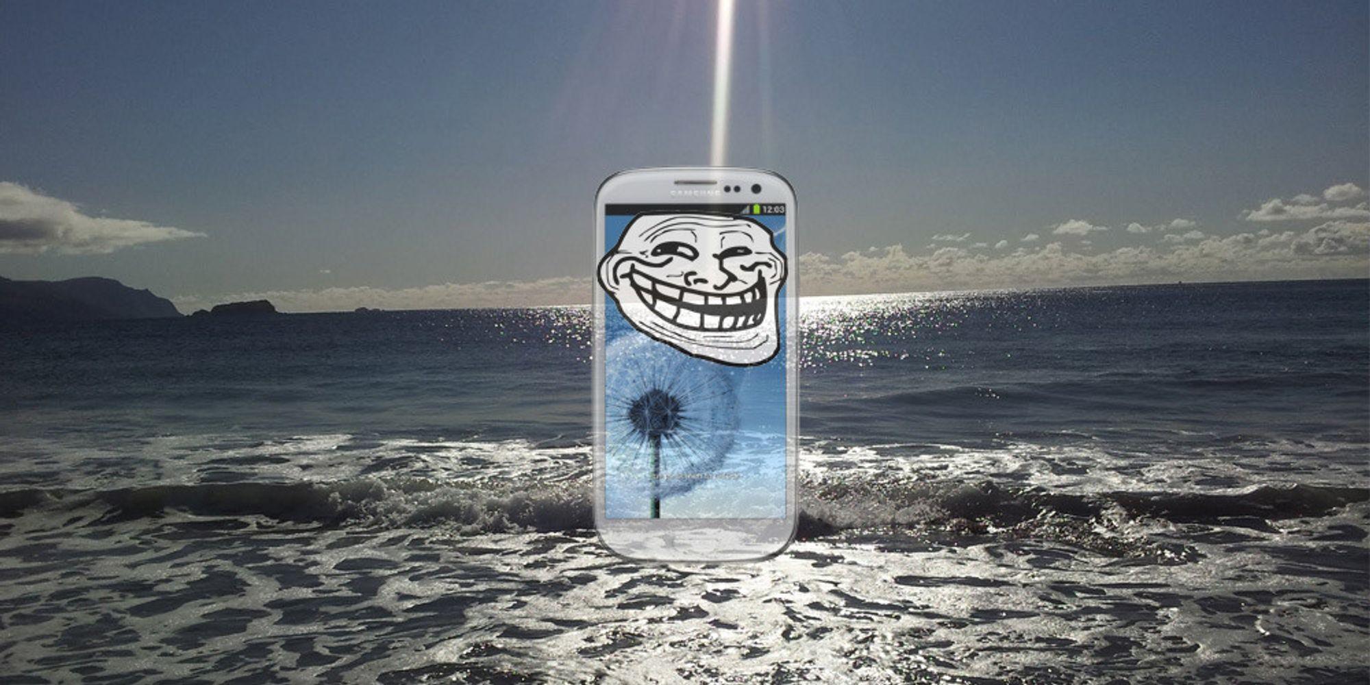 Slik går du på mobilsmellen i ferien