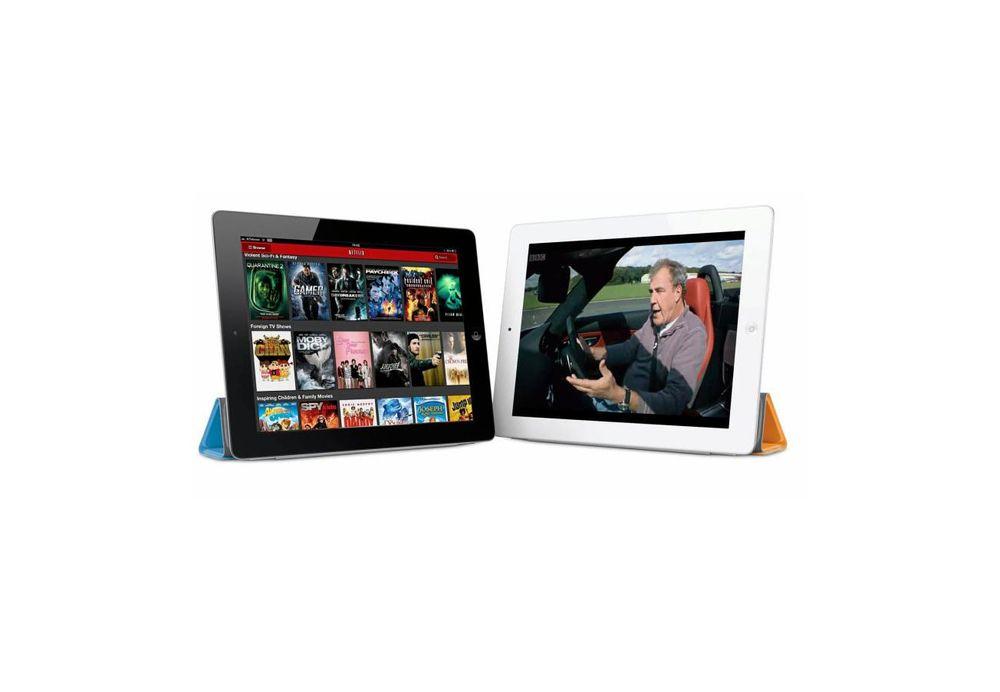 Dette iPad-trikset gir deg Netflix og iPlayer