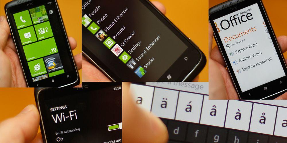 3 ting vi elsker og hater med Windows Phone 7