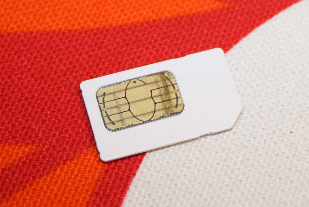 Si farvel til SIM-kortet