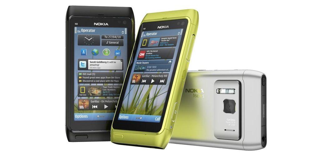 Greier du slå på din Nokia N8?