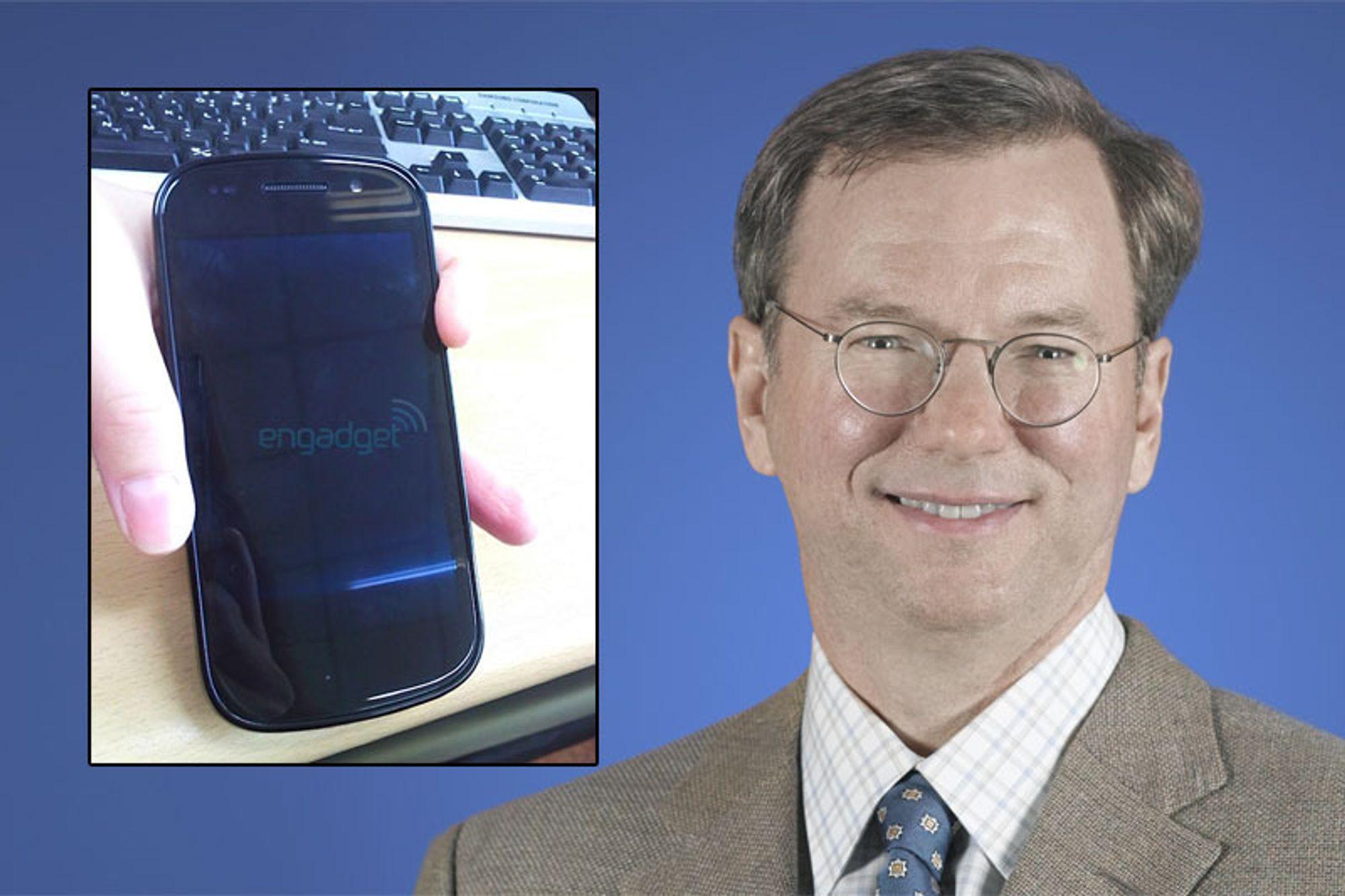 """""""Nexus S"""" er ekte vare"""
