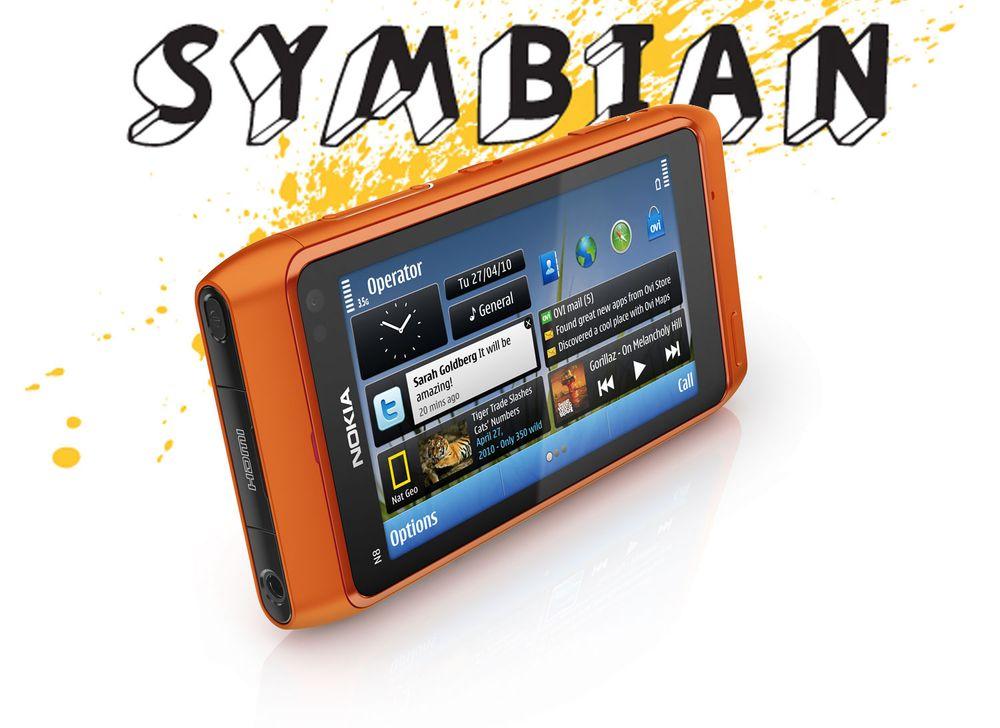 Nokia tar tilbake Symbian