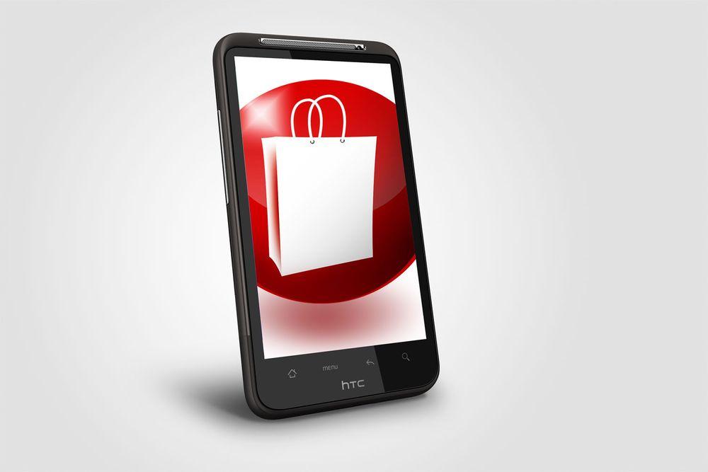 – HTC lager app-butikk