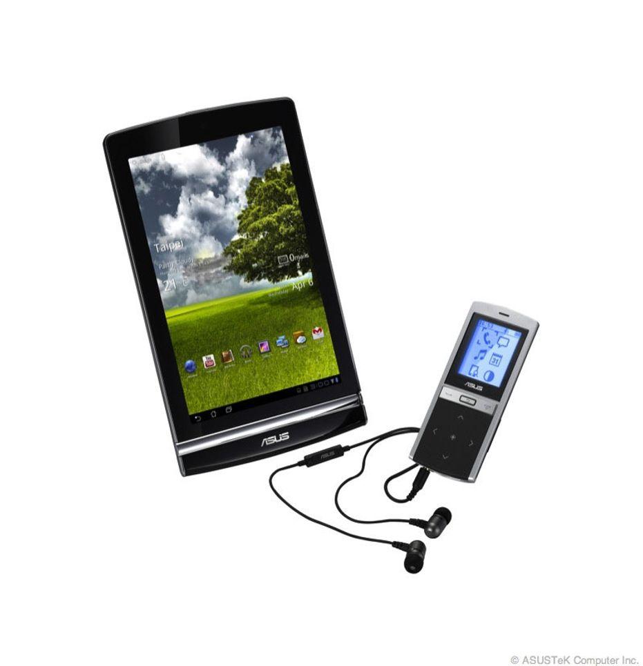 Asus lanserer 3D-tablet