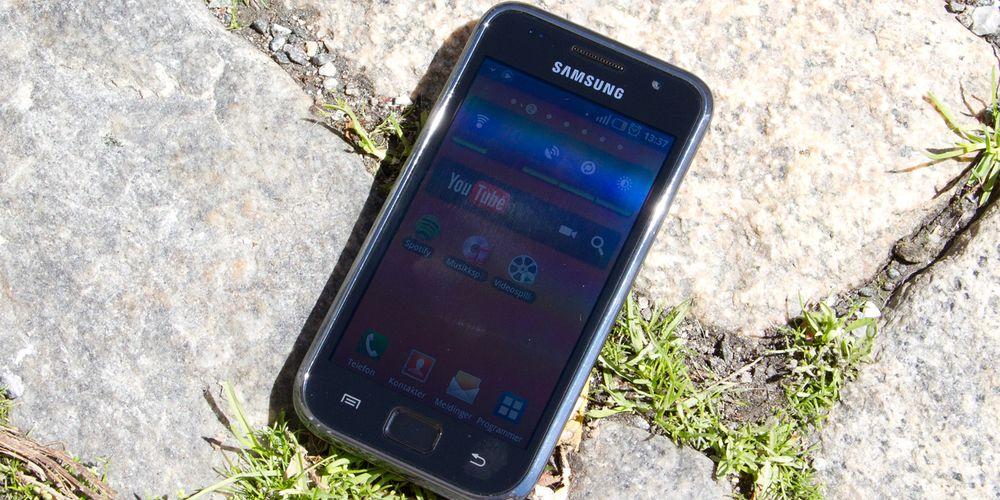 Nå kan du oppdatere Galaxy S (igjen)