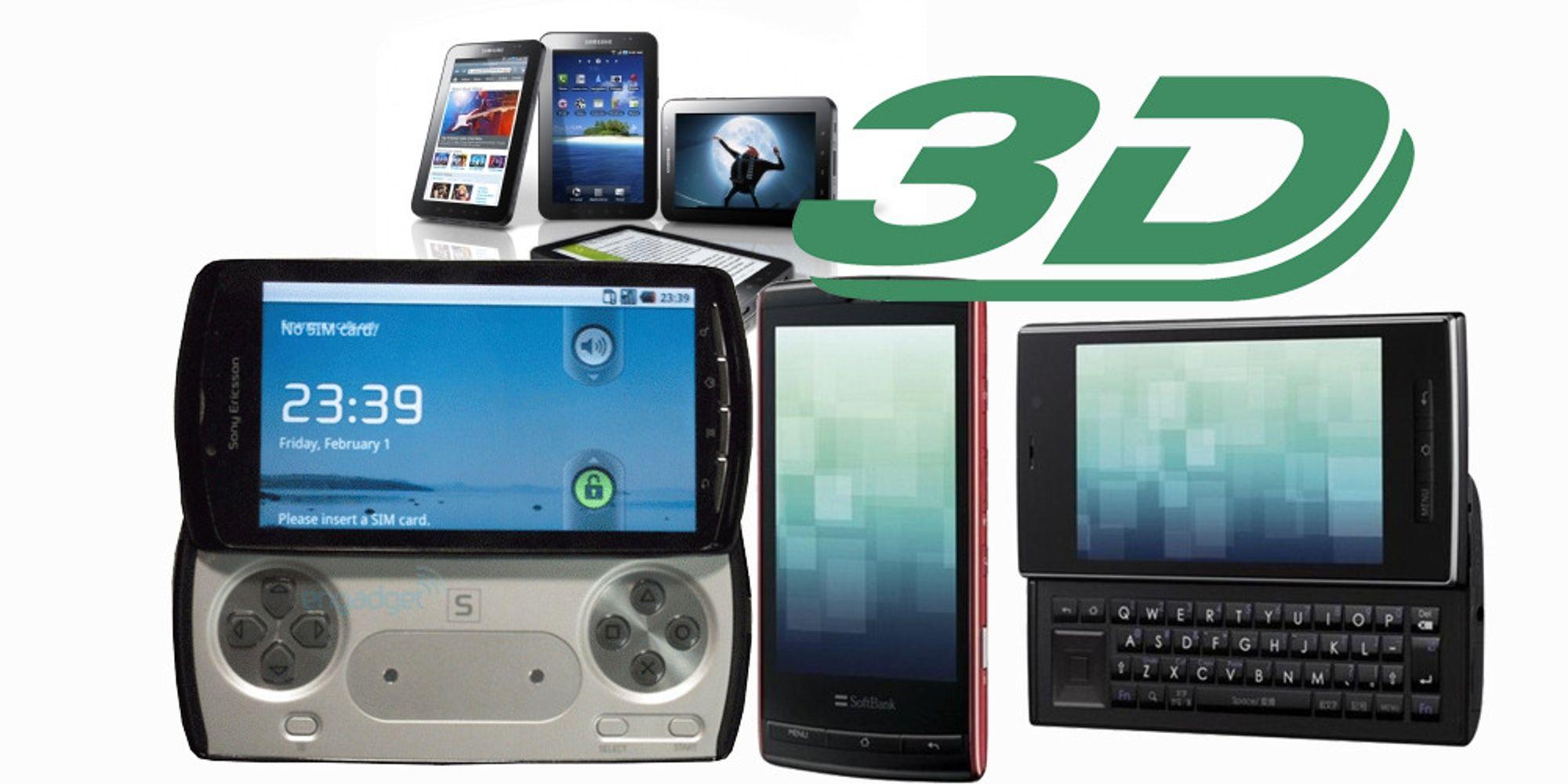 Dagens mobilnytt: Torsdag