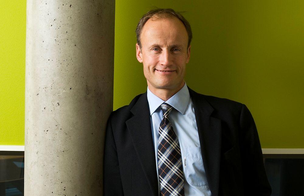 Fornøyd: Nils Kristian Nakstad, administrerende direktør i Enova er fornøyd med utviklingen til tross for at en del prosjekter ble kansellert.