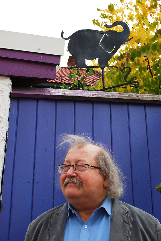 Professor Jon Bing