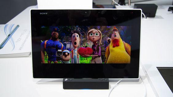 Sonys Triluminous-teknologi behandler skjermbildet direkte for å gi best mulig konstrast og fargegjengivelse.