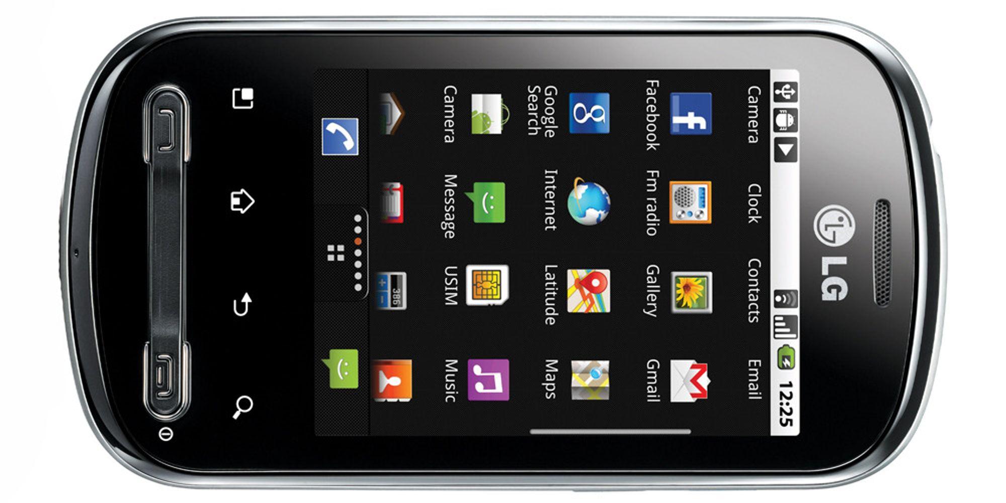LG med tidenes billigste Android-mobil