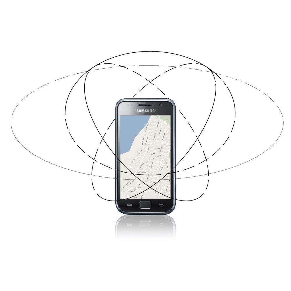 Har du GPS-problemer på Galaxy S?