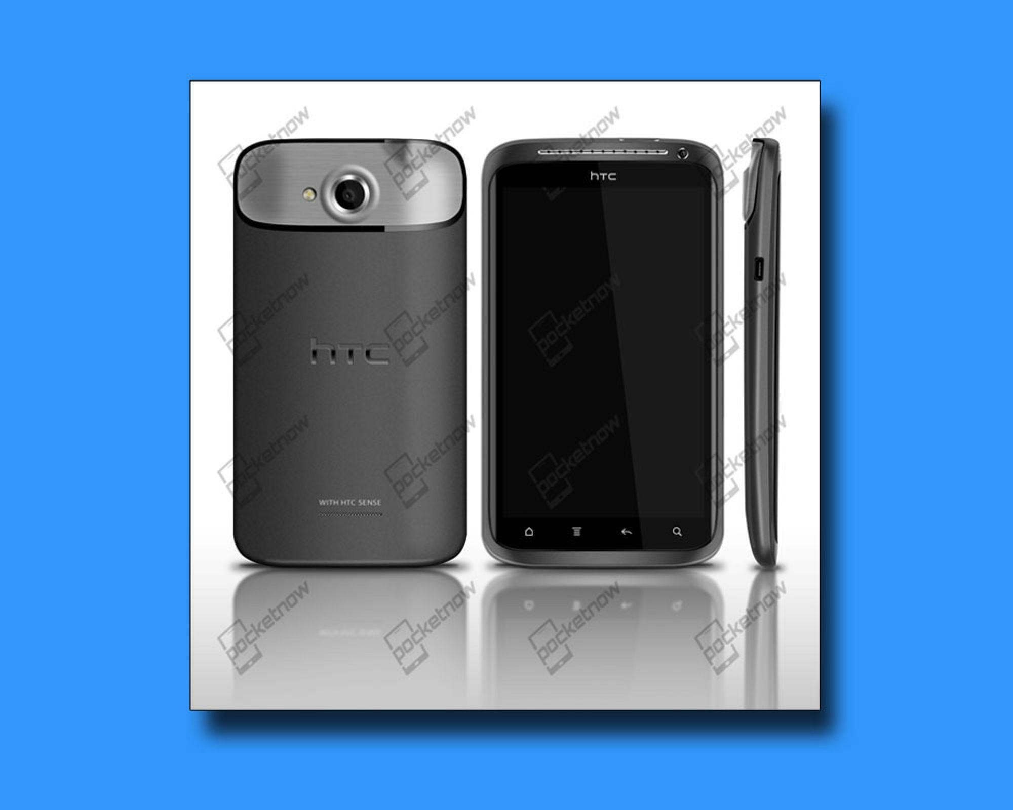 HTC først med fire kjerner?