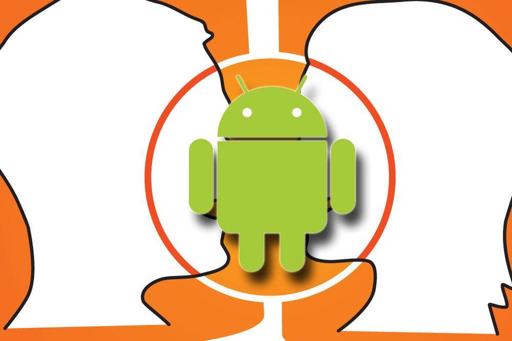 Android forbi iPhone hos NetCom