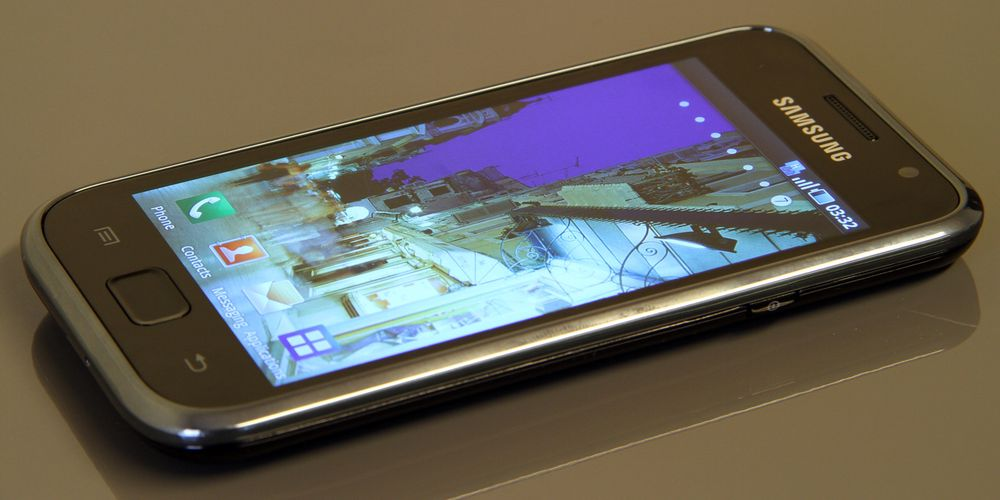 Unboxing: Samsung Galaxy S