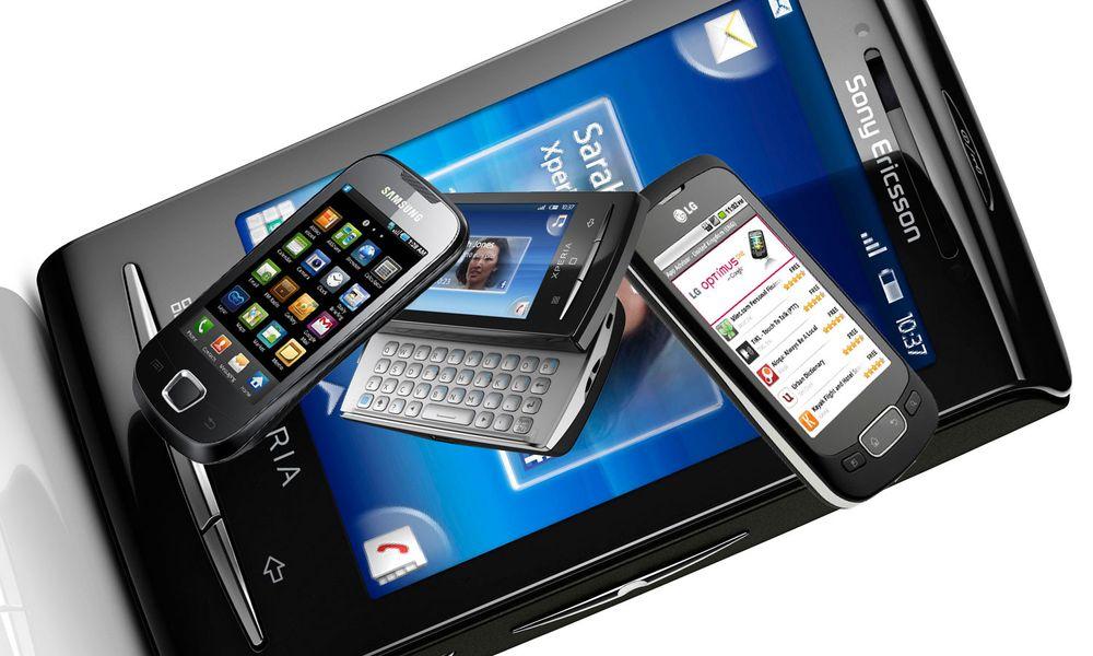 Seks flotte Android-kjøp