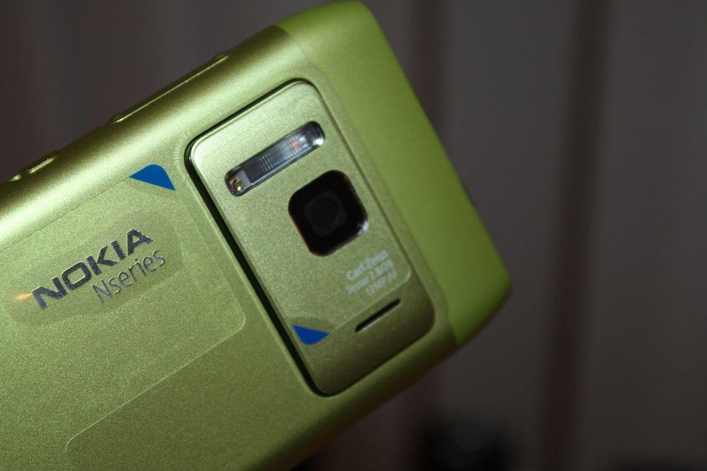 Nokia N8 fikk nettopp bedre kamera