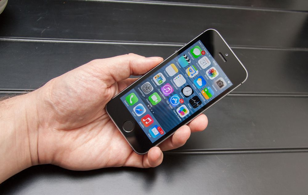TEST: TEST: Apple iPhone 5S