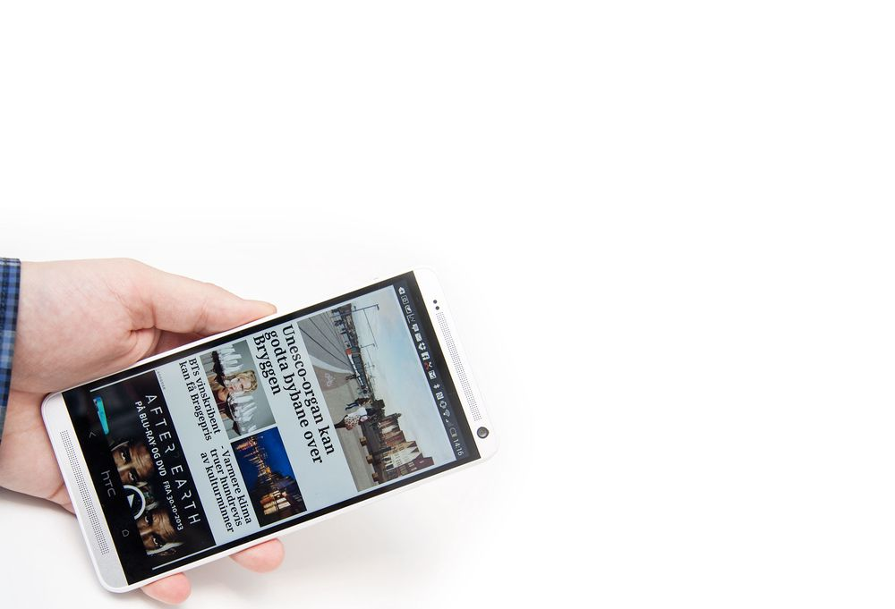 TEST: HTC One Max