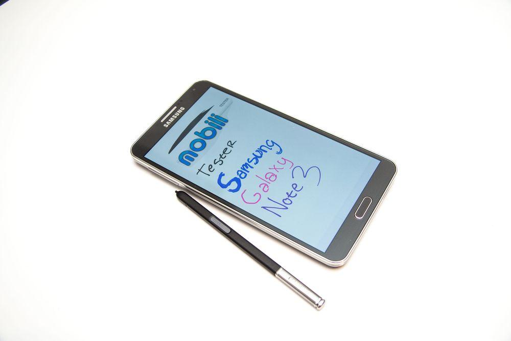 TEST: TEST: Samsung Galaxy Note 3
