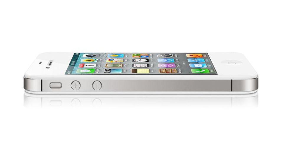 Fem grunner til å gå fra iPhone 4 til iPhone 4S