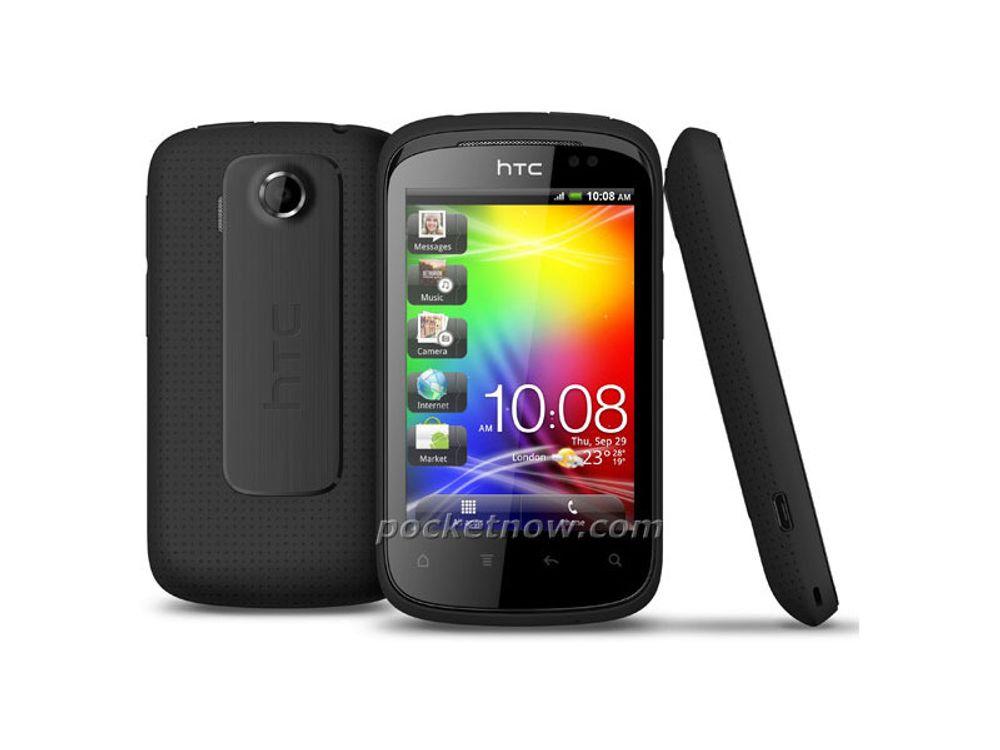 Lille billige HTC Explorer