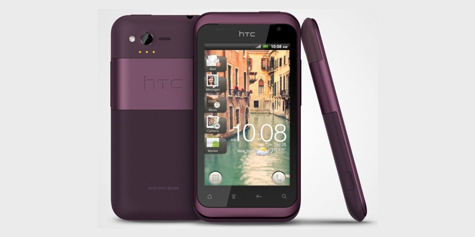 HTC Rhyme er lansert