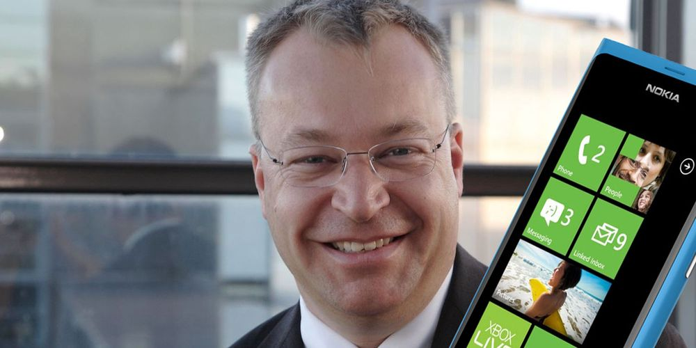 - Første Nokia med Windows på markedet i år